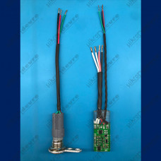 4 Mod / 2 Kanal / Selektör Tetiklemeli Sis Çakar Modülü (2x24 Watt Max)